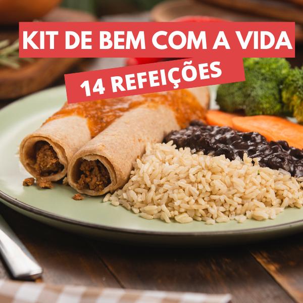 KIT DE BEM COM A VIDA